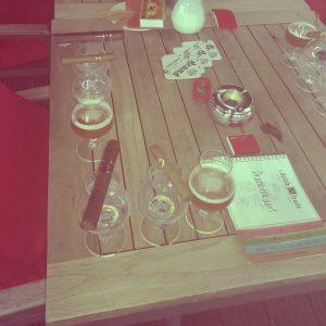 Bij Thijs uit Vlagtwedde nodigde uit voor een masterclass bier en sigaren