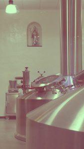 Brouwerij De Halve Maan Brugge december 2015