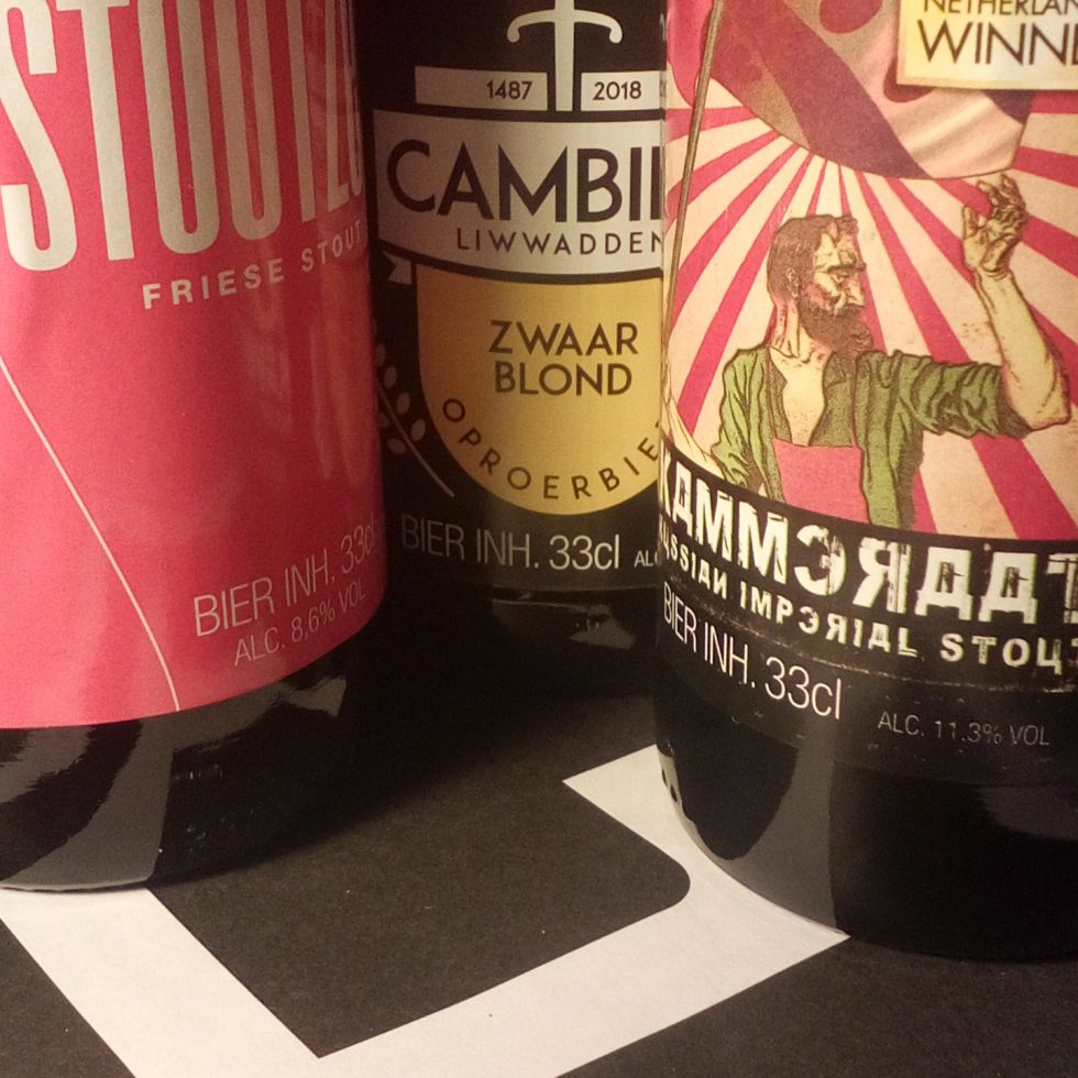 Bieren van brouwerij Kroon op Leeuwarden