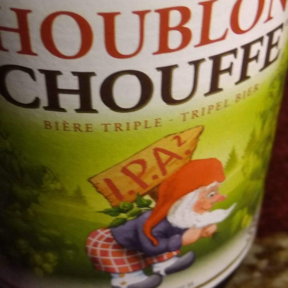 houblon chouffe crossover van tripel en IPA