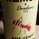 etiket van het bier Antenne van Ramses Bier