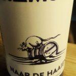 etiket Naar de Haaien van Ramses Bier