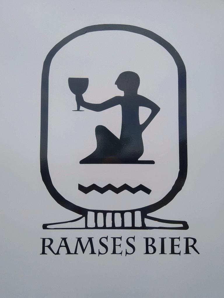 logo Ramses Bier Hoge Zwaluwe