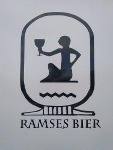 logo van Ramses Bier