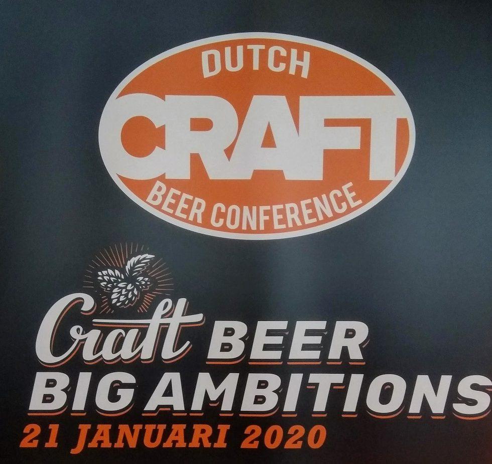 logo van het Dutch Craft Brewers Conference 2020