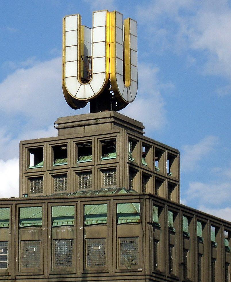 Dortmunder U, voormalige gist- en lagertanks van brouwerij Dortmunder Union