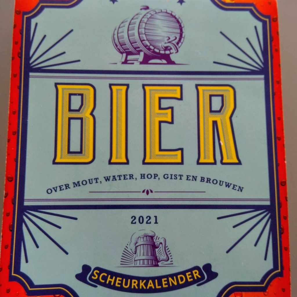 bier-scheurkalender 2021