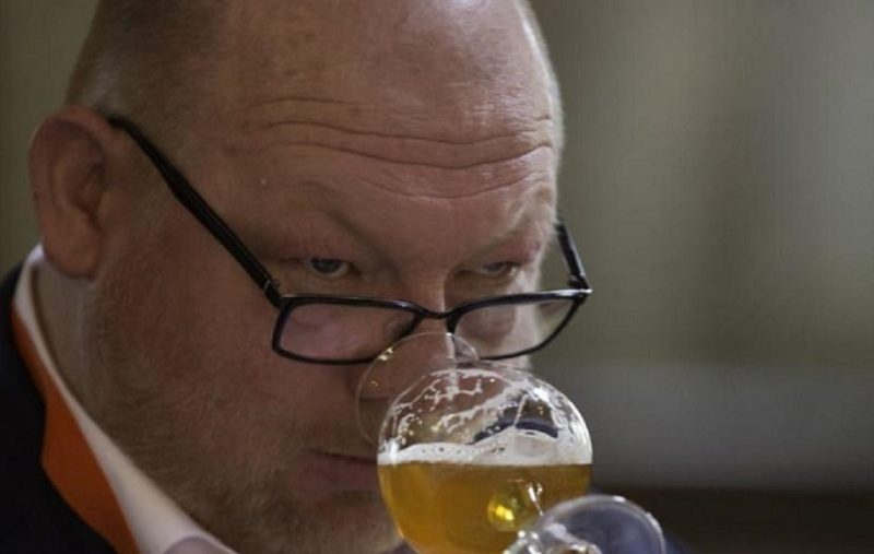 Biersommelier Rick Kempen | foto van Bart Van der Parre
