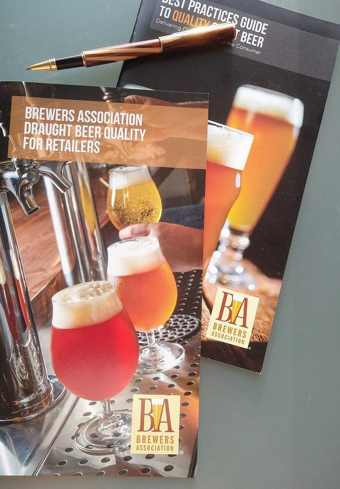 brochures van de Amerikaanse Brewers Association