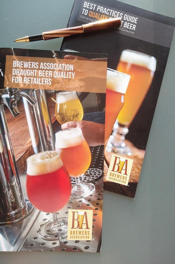 brochures van de Amerikaanse Brewers Association