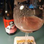 Kriek van brouwerij Force Majeure