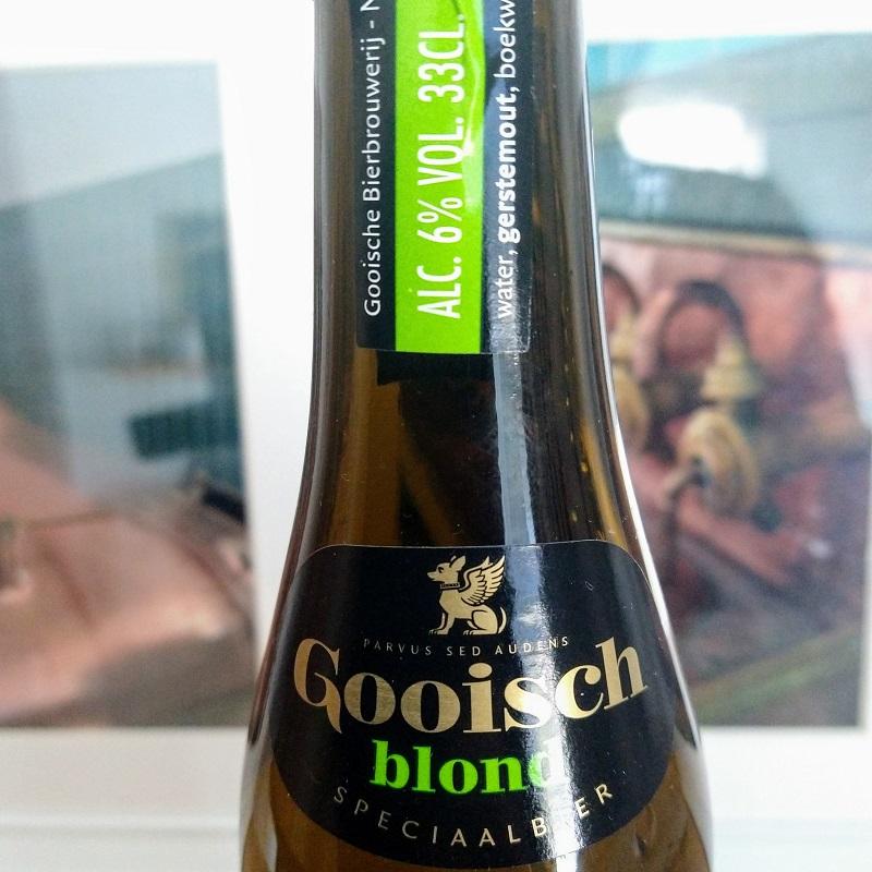 Gooisch Blond van de Gooische Bierbrouwerij